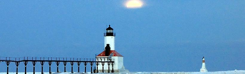 Michigan City Indiana Travel Vacation Guide Sightseeing
