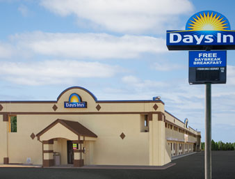 Days Inn - Richmond Indiana